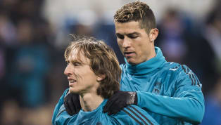 Real Madrid Midfielder Casemiro Claims Ronaldo Should Win Ballon d'Or Ahead of Luka Modric