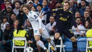 Real Madrid Eye Spurs Ace Eriksen as Heir to Luka Modrić as Inter Continue to Chase Midfield Maestro