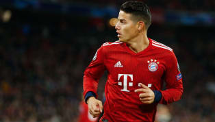 Frustrasi, James Rodriguez Dikabarkan Ingin Segera Hengkang dari Bayern Munchen