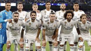 Prediksi Susunan Pemain Real Madrid Kontra Espanyol - La Liga
