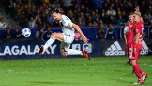 NOTABLE: Revive el segundo doblete del año de Zlatan con el Galaxy de la MLS