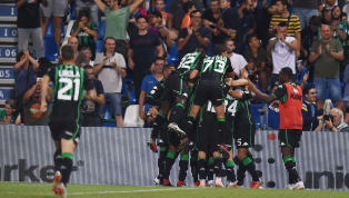 """È spettacolo al """"Mapei"""": il Sassuolo piega 3-1 l'Empoli ed è secondo"""