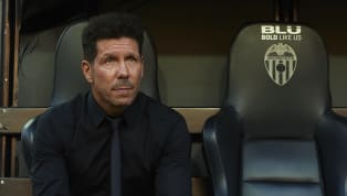 Diego Simeone Satisfied With Performance Against Valencia Despite Atletico's Failure to Win