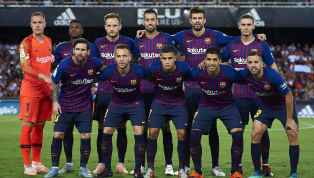 Picking the Best Potential Barcelona Lineup to Face Sevilla in La Liga on Saturday