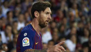 Inter Tweet to Lionel Messi After Injury Rules Him Out of Wednesday's Champions League Tie