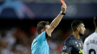 Şampiyonlar Ligi'nde En Az 50 Gol Atmış 6 Oyuncunun Kırmızı Kart Sayıları