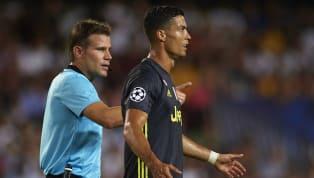 Dal derby di Manchester a Valencia: tutti i cartellini rossi rimediati da Cristiano Ronaldo