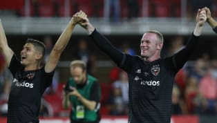 JERARQUÍA: Wayne Rooney fue nombrado capitán del D.C. United con apenas 3 juegos con el equipo