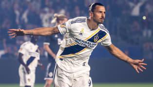 Zlatan Ibrahimovic Beats Wayne Rooney to win the MLS Newcomer of the Year Award