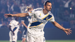 Zlatan Ibrahimovic Wins MLS Goal of the Season for Strike Against LAFC on Debut