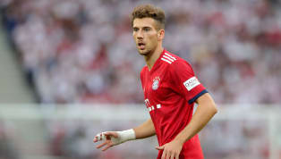Bayern's Leon Goretzka Anticipating Mixed Reaction on First Return to Schalke Since Summer Switch
