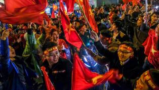 Bảng xếp hạng FIFA: Tuyển Việt Nam bỏ xa phần còn lại của Đông Nam Á