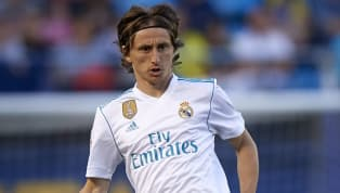 Real Madrid to Hold Contract Talks With Luka Modric on Friday Amid Inter Interest