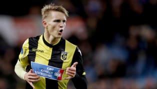 Martin Ödegaard will sich bei Real Madrid durchsetzen