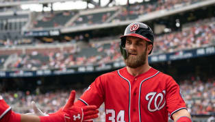 REPORT: Bryce Harper Talks Intensifying With Cubs Among Teams Involved