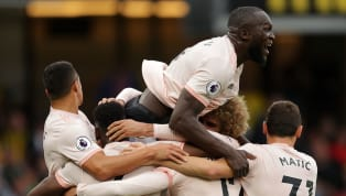 English Premier League: Watford 1-2 Manchester United - Three Takeaways From the tie