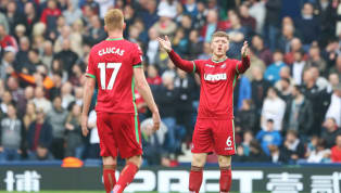Burnley Prepare Double Swoop for Swansea Duo as Clarets Look to Raid Relegated Side