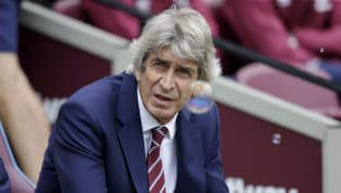 Manuel Pellegrini Bemoans Players' Lack of Trust After Throwing Away Lead Against Bournemouth