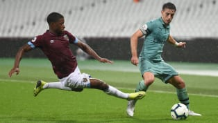 West Ham Youngster Set for Spell Out Injured After Impressive Start to Under-23 Season
