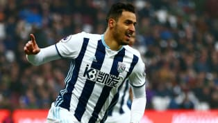 Nacer Chadli Set for Move From West Brom to Monaco After £10.8m Fee Agreed