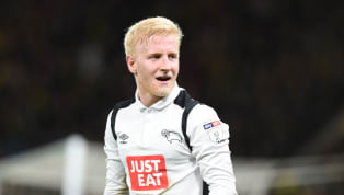 Premier League Club Said to Be Contemplating Move for Young Derby Midfielder Will Hughes