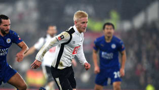 Watford Announce Signing of Derby Midfielder Will Hughes on a Five-Year Deal