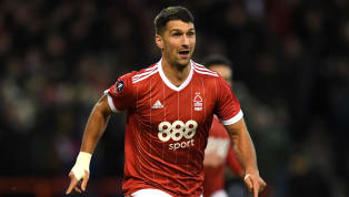 Fans Bombard Eric Lichaj's Wife on Twitter to Get Notts Forest Hero a Special Present