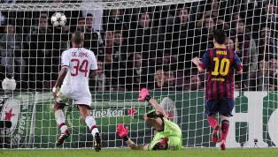 VIDEO: Siêu phẩm của Messi vào lưới AC Milan năm 2013