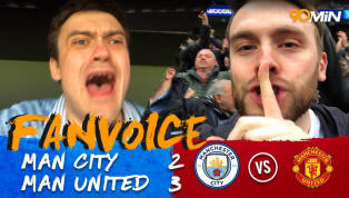 Manchester City 2-3 Manchester United | Pogba Denies City Title Party | FanVoice