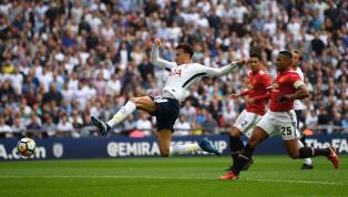 Thủ lỏng lẻo, Man United thủng lưới sau pha lên bóng đúng hai đường chuyền của Spurs