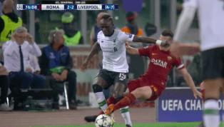 VIDEO: Sốc với pha 'cắt kéo' như triệt hạ của Florenzi với Mane