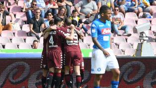 Il Napoli alza bandiera bianc...onera: Juve virtualmente campione d'Italia! Fiorentina da rimonta