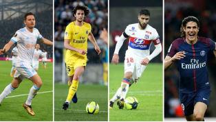LIGUE 1 : L'équipe-type de la saison 2017-2018 selon 90min