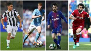 THE BEST : Les 10 meilleurs joueurs d'Europe selon le CIES