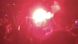 VIDEO: Atletico Madrid Fans Make Their Champions League Final Allegiances Clear With Liverpool Chant