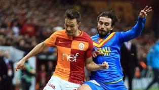 Göztepe-Galatasaray Karşılaşmasında İlk 11'ler Belli Oldu