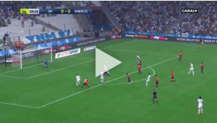 VIDÉO : Morgan Sanson ouvre le score au Vélodrome (1-0)