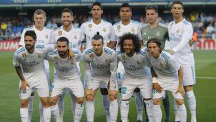El Real Madrid empata en el debut de Luca Zidane (2-2)