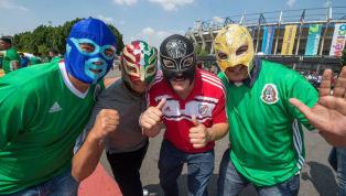 ¡INTENTA NO LLORAR!   Prohíben las máscaras de luchadores mexicanos en el Mundial