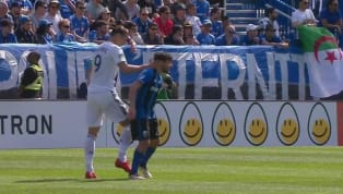 WATCH: Ibrahimovic Sees Red After Slapping Montreal Impact's Michael Petrasso