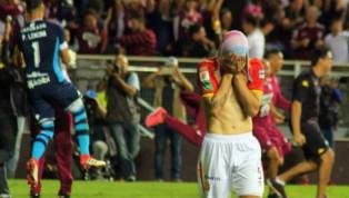 ¡NOOOO!   Jugador mexicano erró el penal del título para su equipo en Costa Rica