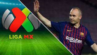 BOMBA   Andrés Iniesta contemplaría jugar en México