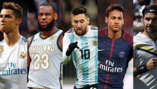 NOTORIÉTÉ : Les 10 sportifs les plus connus au monde