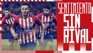 PHOTO: Atlético Madrid Unveil Stunning New Kit as Club Begin Preparations for 2018/18 Season