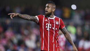 Bayern Munich Star Arturo Vidal Charged for His Involvement in Berlin Nightclub Brawl