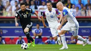 5 Fakta Menarik Hasil Imbang Argentina Kontra Islandia - Piala Dunia 2018