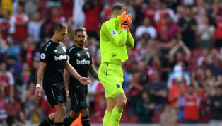 Broken Hart: West Ham Stopper Is 'Gutted' to Miss World Cup Selection But Vows to Watch as Fan