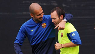 Iniesta đồng ý đàm phán vì đề nghị cực độc từ phía Man City