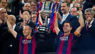 LÉGENDE : Xavi rend un hommage magnifique à Andrés Iniesta