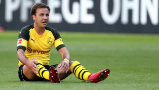 From World Cup Hero to Squad Exclusion: The Sad Fall of Germany's Golden Boy Mario Götze